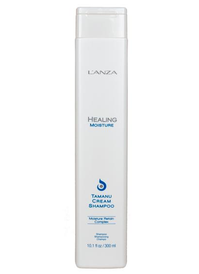 Lanza Healing Moisture Tamanu Cream Shampoo – 300ml – scragg hair 41566a82f0