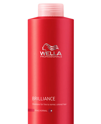 Wella Professionals - Brilliance Fine to Normal Hair