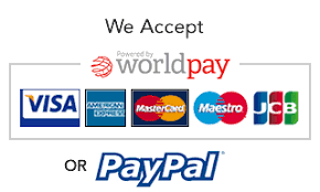 Payments Types Accepted - Cumbernauld Hairdressers