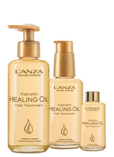 Lanza Keratin Healing Oil 50ml