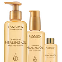 Lanza Keratin Healing Oil 100ml
